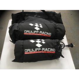 Bandenwarmers Druijff Racing 120 en 180-200  3 temperatuur standen verstelbaar