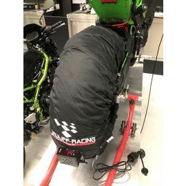 Bandenwarmers Druijff Racing digitaal instelbaar 30-100 C'