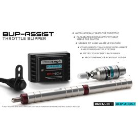 Translogic Blip assist R1 2015-2017 incl warm-up functie
