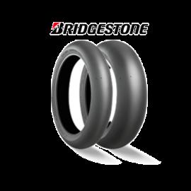 Bridgestone racing Battlax V02 Slick 200/655 17 3LC Xsoft