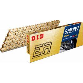 DID ERV7 Racing chain gold 120 links