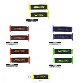 Accossato racing grips ( handvaten ) racing 2 kleuren