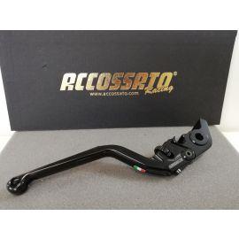 Accossato racing  remhendel CNC verstelbaar Yamaha R6, R1