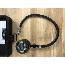 Goldspeed digitale bandenspanningsmeter met aflaatventiel