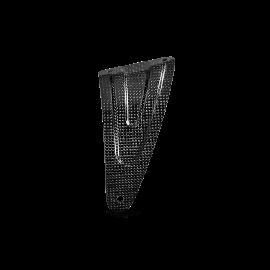 Akrapovic Muffler Bracket (Carbon) APRILIA Tuono V4