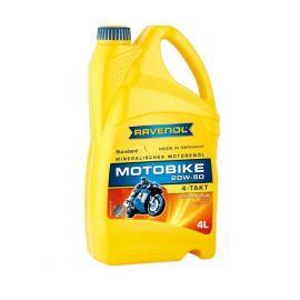 RAVENOL MOTORBIKE 4-T STANDAARD 20W-50 4L (4)