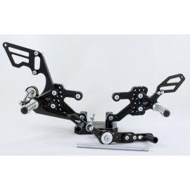 ARP Rear set Honda CBR1000RR(17-19) - reverse shifting