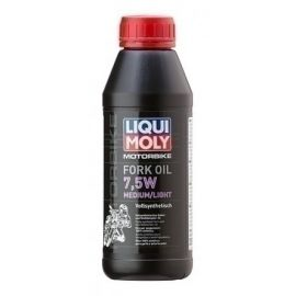 LIQUI MOLY MOTORBIKE FORK OIL 7.5W LIGHT 500ML